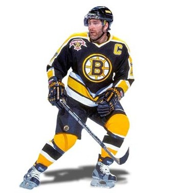 Ray Bourque was a consistent stellar playoff performer