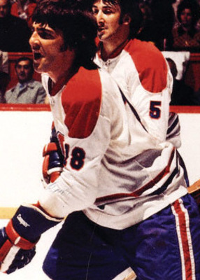 Serge Savard won the Conn Smythe as playoff MVP with Montreal