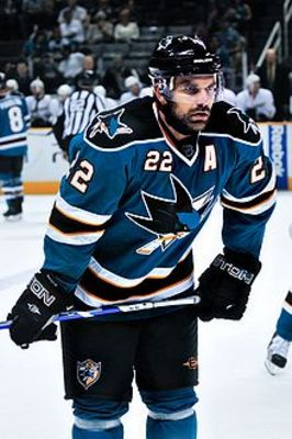 Dan Boyle helped Tampa to a cup and now wants one in San Jose