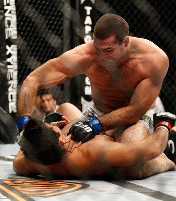 Shogun Rua Defeating Lyoto Machida