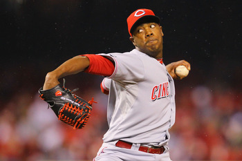 Ardolis Chapman would win the hardest thrower competition every year