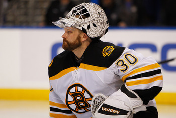By getting to the Stanley Cup Finals, Tim Thomas is living the dream.