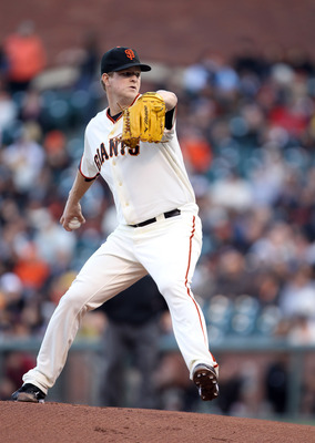 Matt Cain Gives The Giants A Great 1-2 Punch