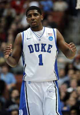 Kyrie Irving: Duke
