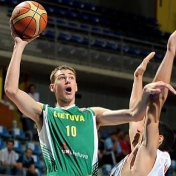 Jonas Valanciunas: Lithuania