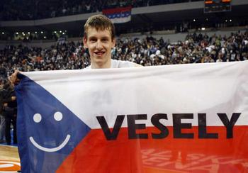 Jan Vesely: Czech Republic