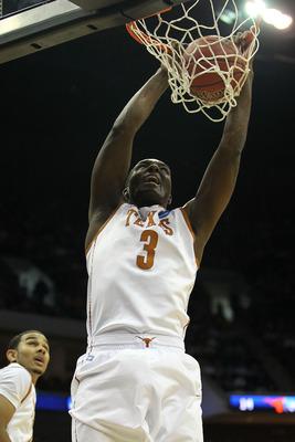Jordan Hamilton: Texas