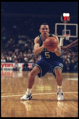 A rookie Jason Kidd. Jason Kidd was a rookie once? Jason Kidd and Rookie in the same sentence sound weird.