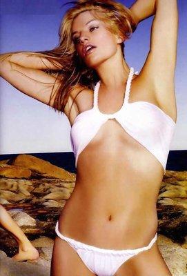 Can carrie milbank bikini