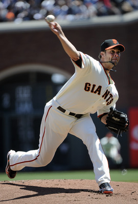 Ryan Vogelsong Has Been Quite Reliable