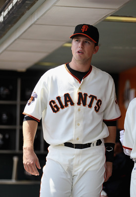 Buster Posey Is Out For The Season