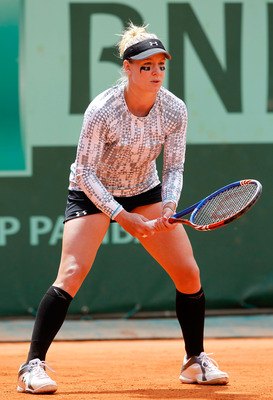 Bethanie Mattek-Sands: Socking it To her Opponents