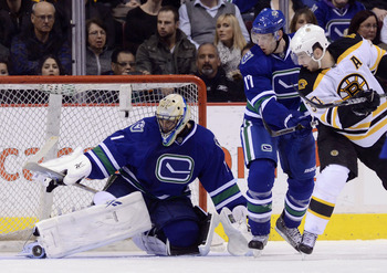 Vancouver's Roberto Luongo will need to be at the top of his game to win the Cup