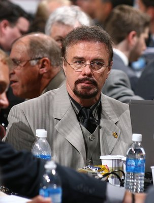 Rick Dudley took over as GM of the Thrashers last season and made some crucial deals to make them competitive.