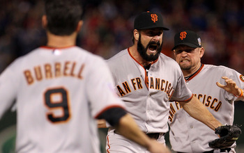 Will the Giants and Brian Wilson's Beard be back to defend their crown?