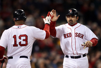 Will the Additions of Carl Crawford and Adrian Gonzalez help bring a divisional crown back to Boston?