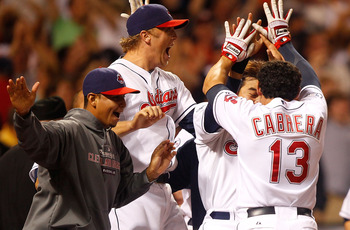 Can the surprising Indians continue their success throughout the rest of the season?
