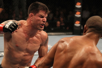 Brian Stann's physical prowess is second to none