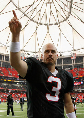 Matt Bryant of the Falcons