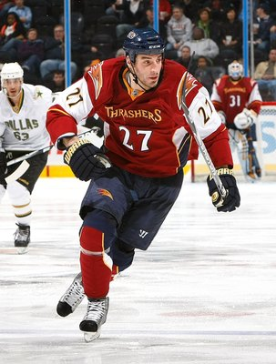 Chris Thorburn, 2009