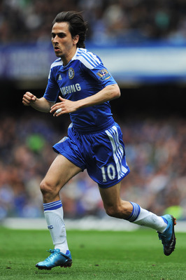 Benayoun's first season with Chelsea was hampered by injuries