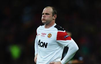Wayne Rooney: Heading to La Liga?