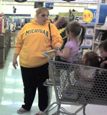 Walmart Wolverine