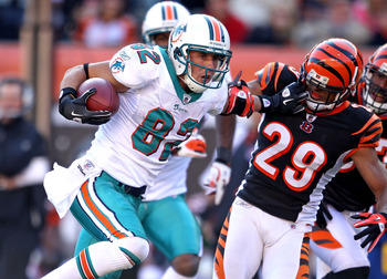 Brian Hartline and Leon Hall