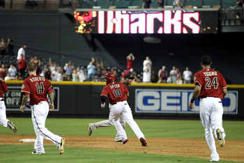 Are the Diamondbacks legit contenders for the NL West crown?