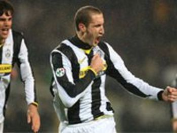 Chiellini..... valued at around 25 million pounds