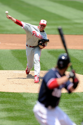 "Will Roy ""Doc"" Halladay get the chance to throw another postseason no-hitter this season?"