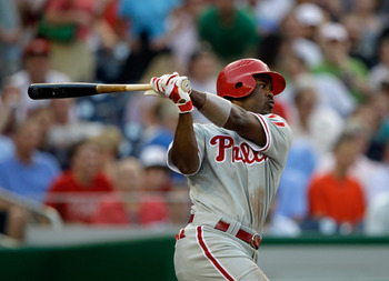 Jimmy Rollins is one of only five active shortstops with at least 1,000 career runs.