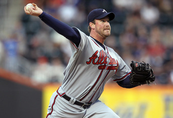 Derek Lowe is one of the most durable pitchers in the game.