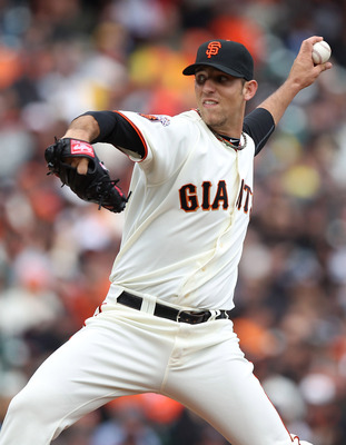 Bumgarner has been victimized by Giants' offensive struggles