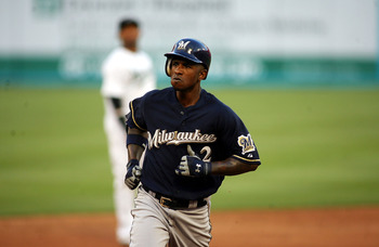 Nyjer Morgan has been an important addition to the Brewers.  Does Doug Melvin have any other deals in mind?