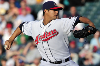 Carlos Carrasco needs to step up his game or lose his spot.