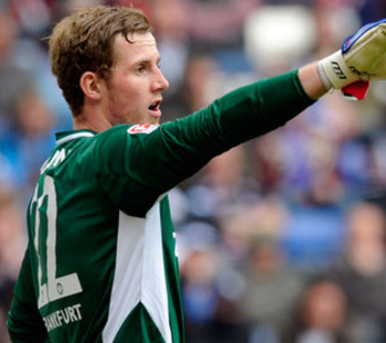 Back to Schalke, Ralf Fahrmann wants to help fans forget Manuel Neuer.