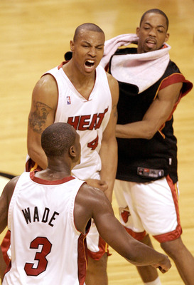Caron Butler and Dwyane Wade