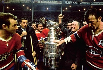 The 1966 Montreal Canadiens overcame a 2-0 series deficit to the Detroit Red Wings to win the Stanley Cup.