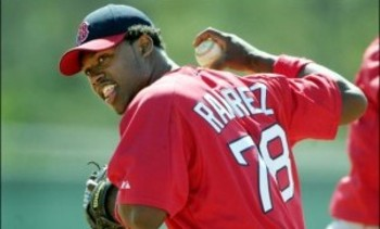 Remember when Hanley Ramirez was in the Boston minor leagues?