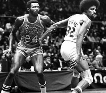 Marvin barnes dominated the aba but struggled in the nba the