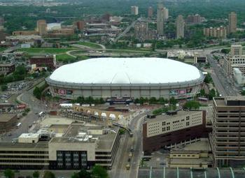 The Metrodome should have its roof fixed by 2016....