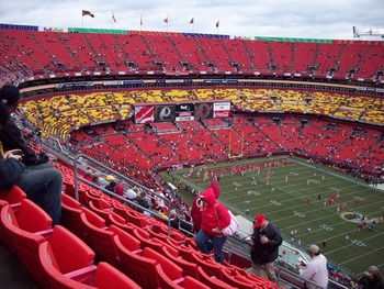 Inside FedEx Field