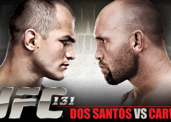 UFC 131: Junior dos Santos vs Shane Carwin