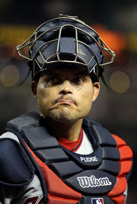 Ivan Rodriguez is a future Hall of Fame member
