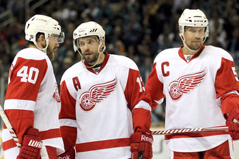 Depending on how long Nick Lidstrom stays he could be a member of the Eastern Conference