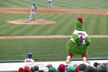All Baseball Mascots are Stupid: This is The Dumbest