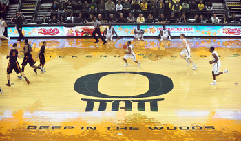 Oregon Ducks Basketball is Too Deep In the Woods