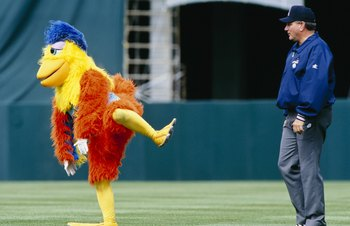 Why do we need Sideshows at Baseball Games?