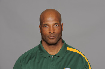 GREEN BAY, WI - CIRCA 2010: In this photo provided by the NFL, Winston Moss of the Green Bay Packers poses for his 2010 NFL headshot circa 2010 in Green Bay, Wisconsin.  (Photo by NFL via Getty Images)